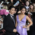 "11/14/2011 - Booboo Stewart and Fivel Stewart - ""The Twilight Saga: Breaking Dawn Part 1"" Los Angeles Premiere - Arrivals - Nokia Theatre L.A. Live - Los Angeles, CA, USA - Keywords:  Orientation: Portrait Face Count: 1 - False - Photo Credit: Winston  Burris / PR Photos - Contact (1-866-551-7827) - Portrait Face Count: 1"