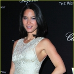 WEST HOLLYWOOD, CA - FEBRUARY 25:  Actress Olivia Munn attends The Weinstein Company Celebrates The 2012 Academy Awards Presented By Chopard held at Soho House on February 25, 2012 in West Hollywood, California.  (Photo by Jeff Vespa/WireImage)